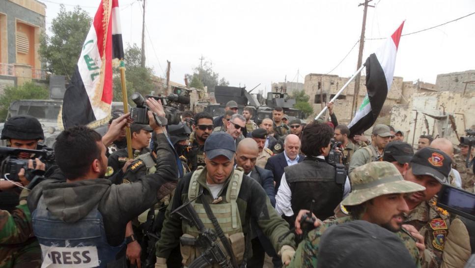 Albaghdadi and Haditha Freed, Iraqi Forces Advance to Western Anbar