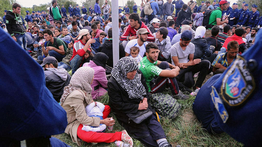 Refugees… Terrorism's Last Bet