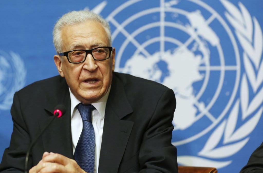 Lakhdar Brahimi Fears Syria's Somalization