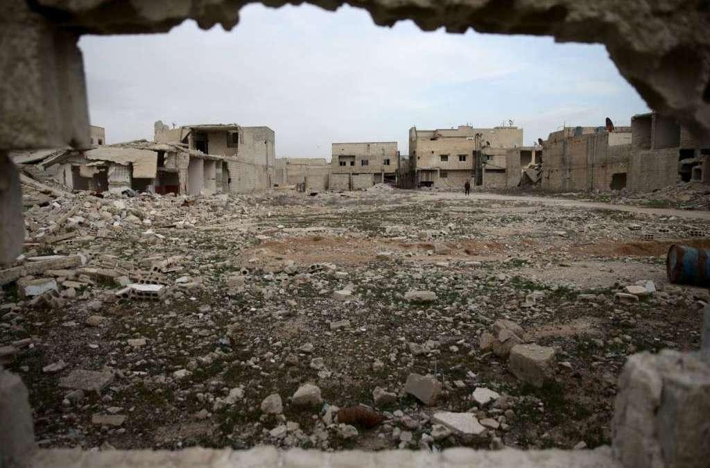Jaish al-Islam and al-Rahman Legion Agree to End Fight in Eastern Ghouta