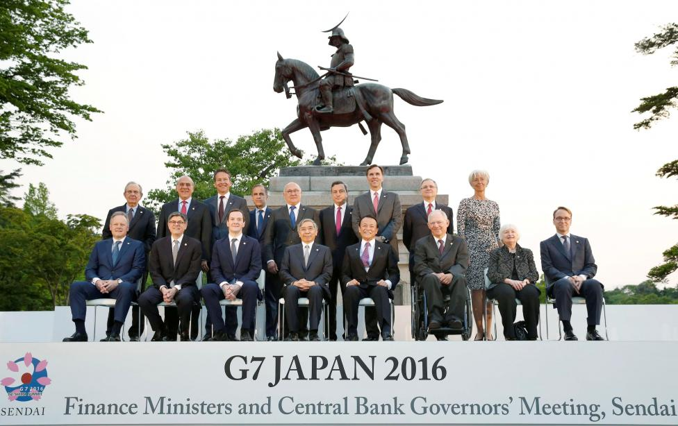 G7 Pledges to Intensify Controls on Terrorist Financing