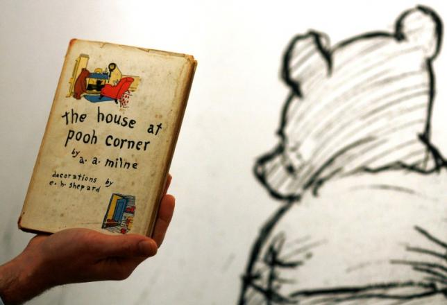 Turning 90, Winnie-The-Pooh Meets Britain's Queen in New Story