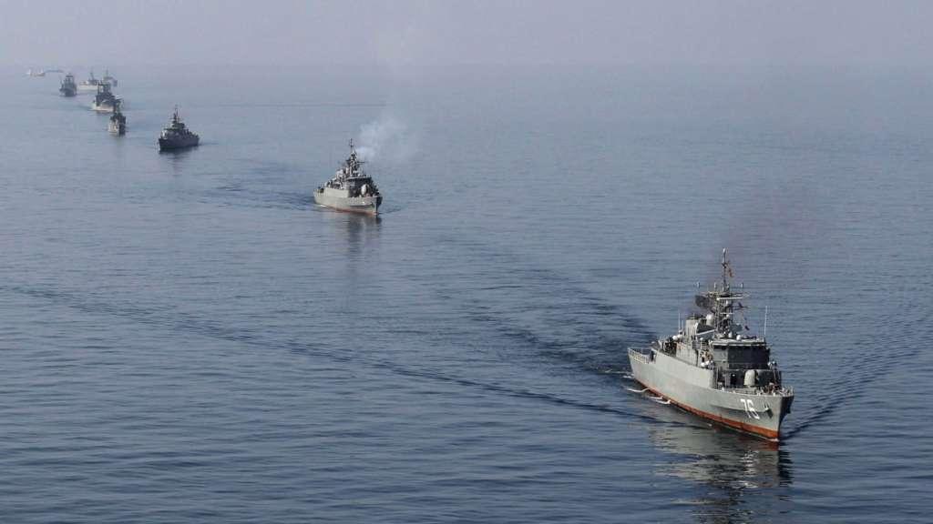 Iranian Commander Warns to Close Strait of Hormuz to U.S.