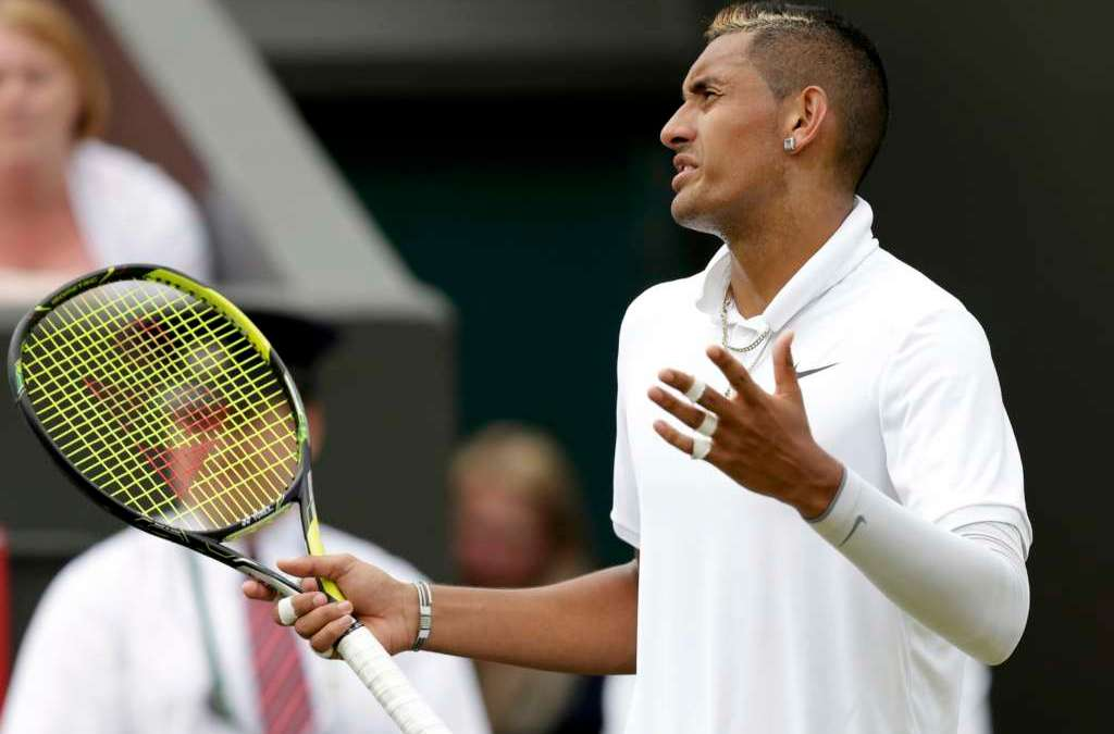Tomic, Kyrgios Put on Notice by Australian Olympic Committee over Behavior Problems