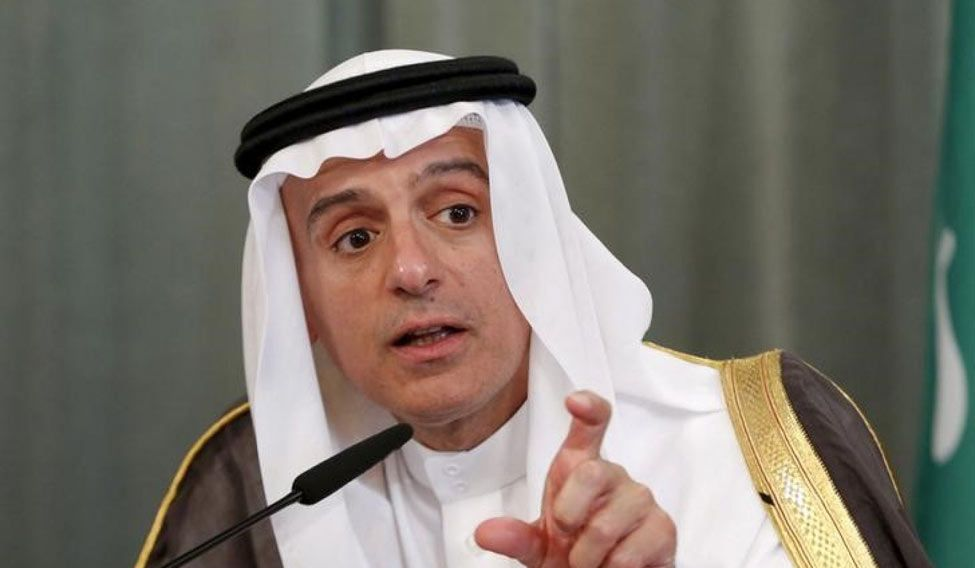 Al-Jubeir Discusses with Kerry Fight against ISIS, Syria Cessation of Hostilities