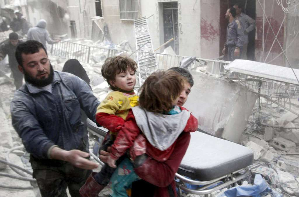 Assad Says Goal is 'Final Victory' in Aleppo as Blasts Shake Homs