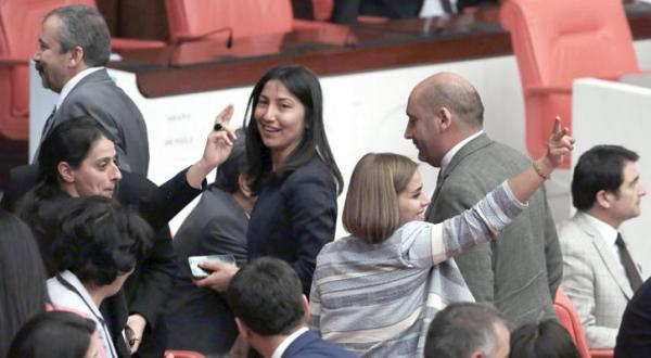A Quarter of the Turkish Parliament is Stripped of Immunity