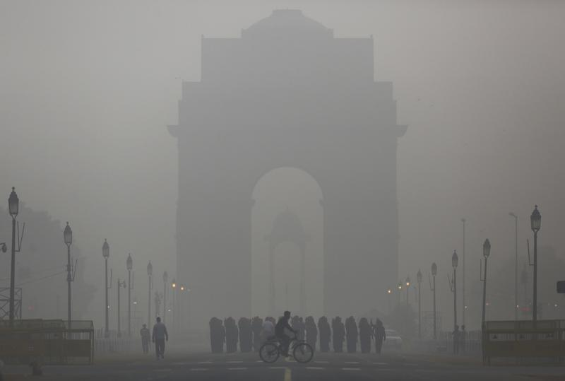 Iranian, Indian Cities Ranked Worst for Air Pollution