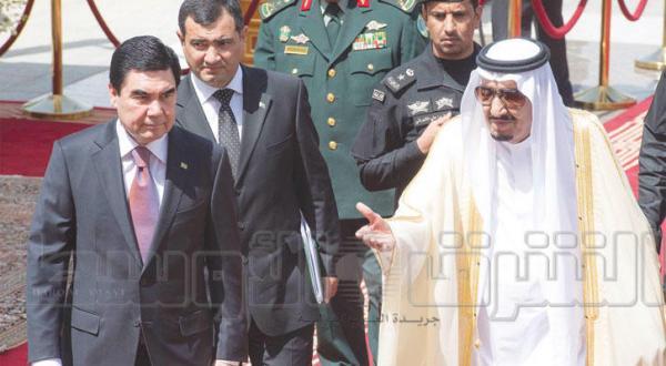 King Salman Calls on Iran to Stop Interfering