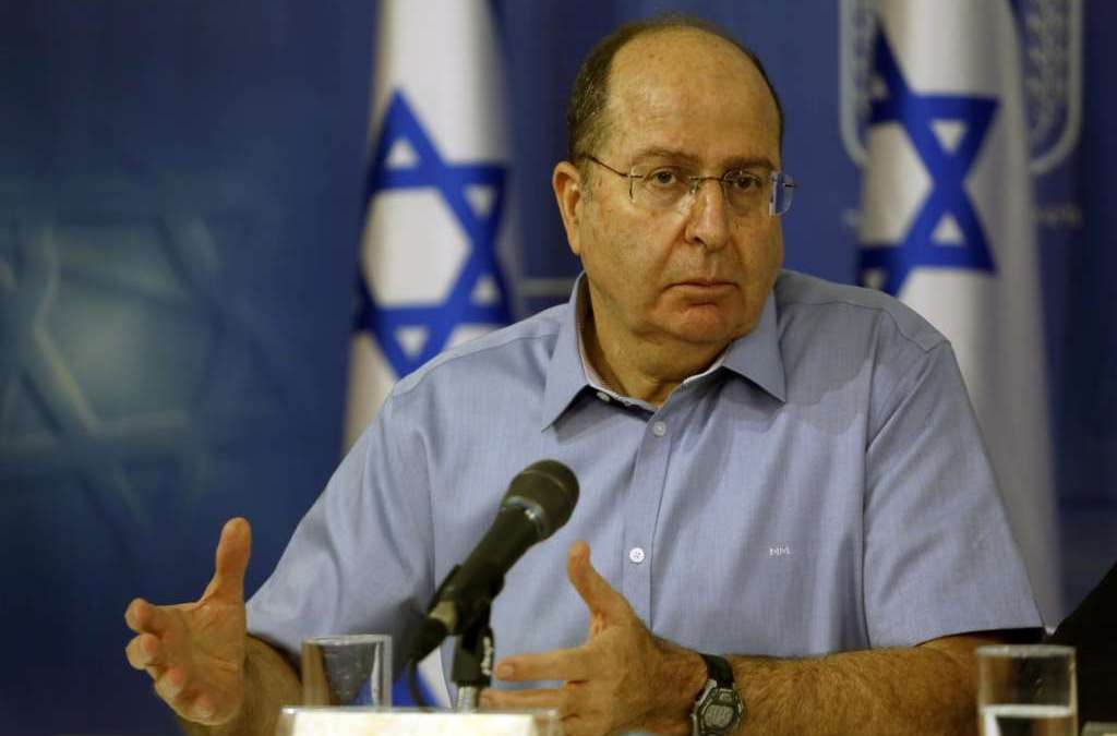 Israeli Defense Minister Resigns after Spat with Netanyahu