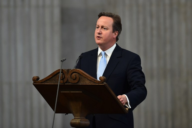 Cameron Warns of 'Lost Decade' after EU Out Vote
