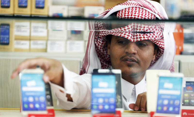 Over 20,000 Saudis Ready to Work in Mobile Phone Industry