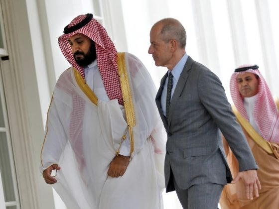 Economy Leads Mohammed Bin Salman's Visit to U.S. 'Fortress of Technology'