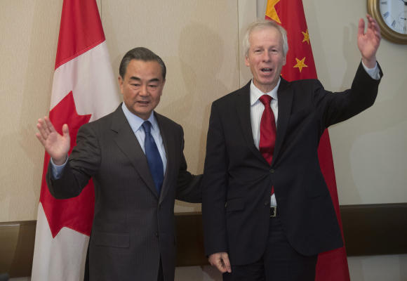 After Canada Complaint, China Says has Nothing More to Add