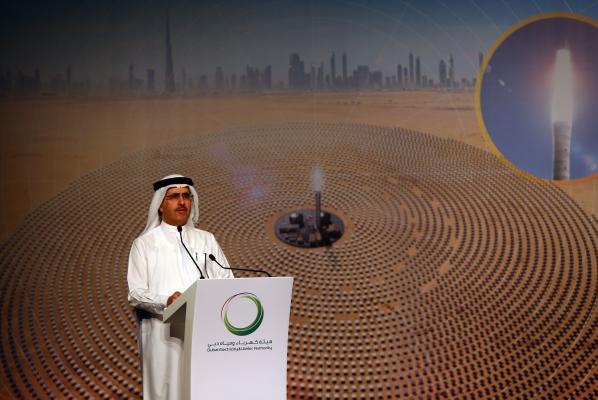 Masdar in Talks for $800-Million Loan to Fund Solar Project