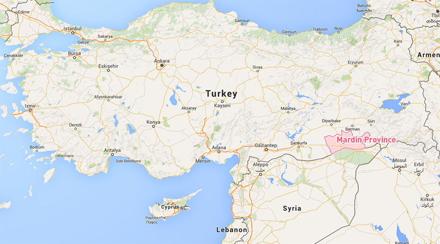 Car Bomb Hits Police Station in Southeast Turkey, 11 Killed
