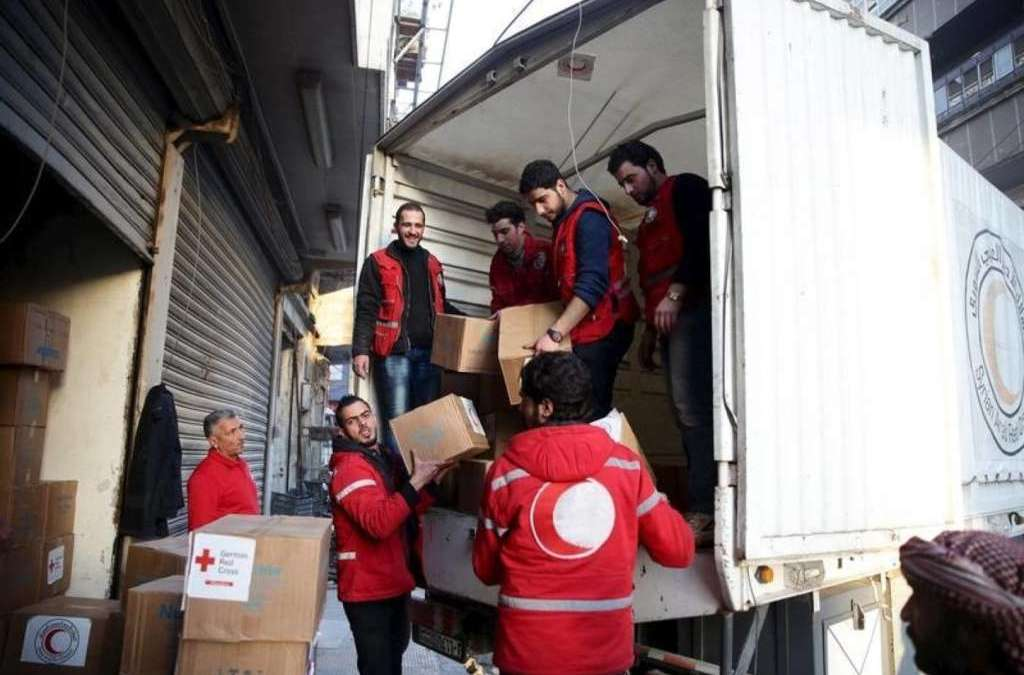 Aid Delivered in Syria May be Too Little, Too Late