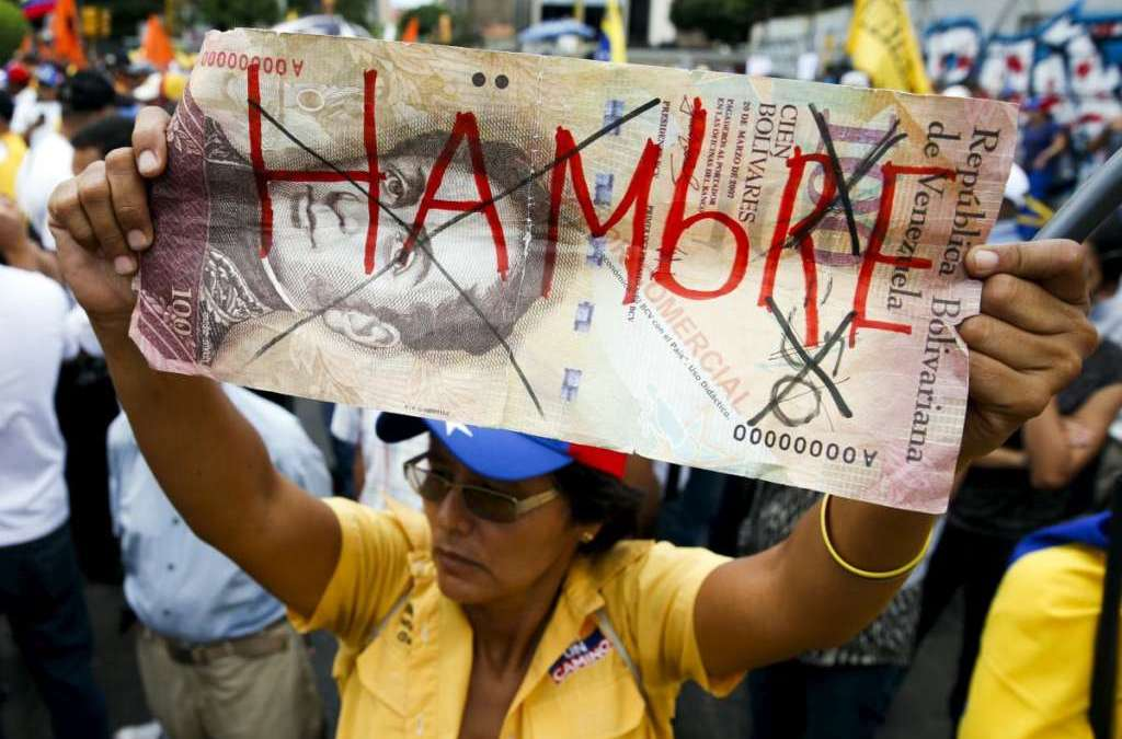 Venezuela…People Suffering from Hunger, Awaiting Political Solution