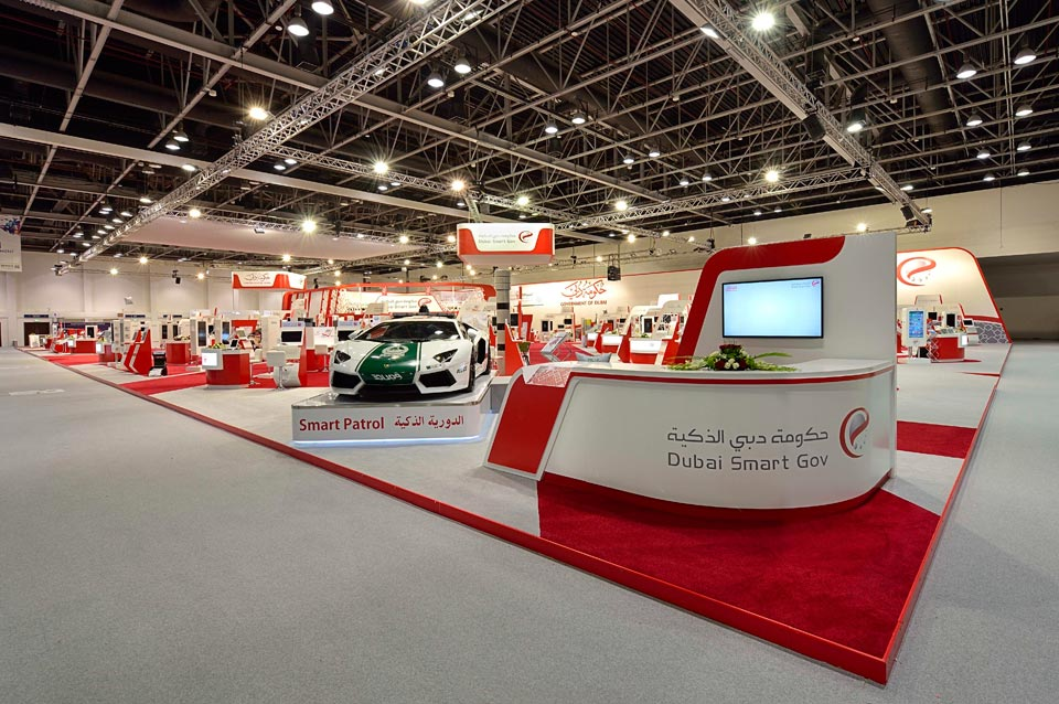 Dubai Government's Smart Services Spare 1.2 Billion Dollars in 12 Years