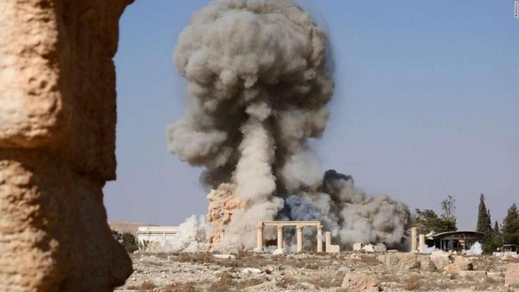 Egypt Downplays ISIS Threats against Historical Giza Pyramid Complex