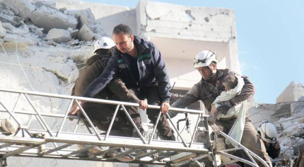 Idlib is a Disaster Stricken City