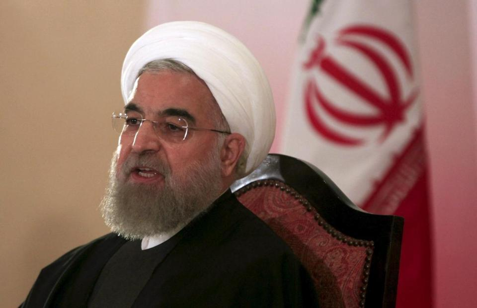 Rouhani Slams Washington, Khamenei Threatens to Burn Nuclear Deal