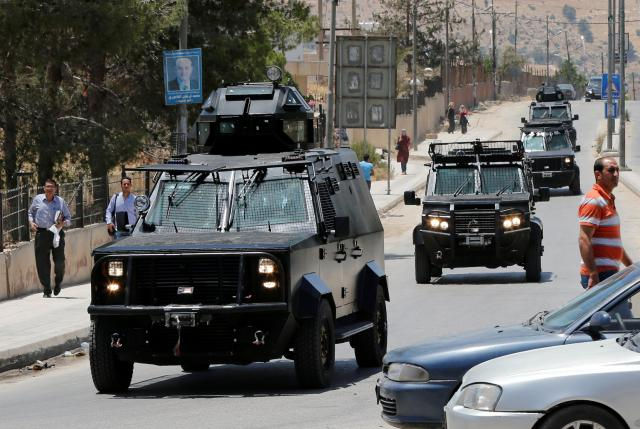 Suspect of Attack on Baqaa Security Offices Arrested