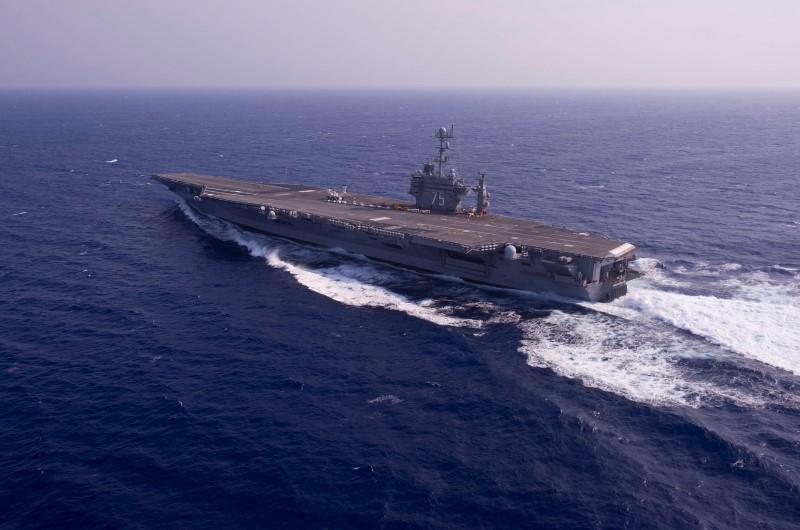 U.S. Navy Increases Presence in Mediterranean ahead of NATO Summit