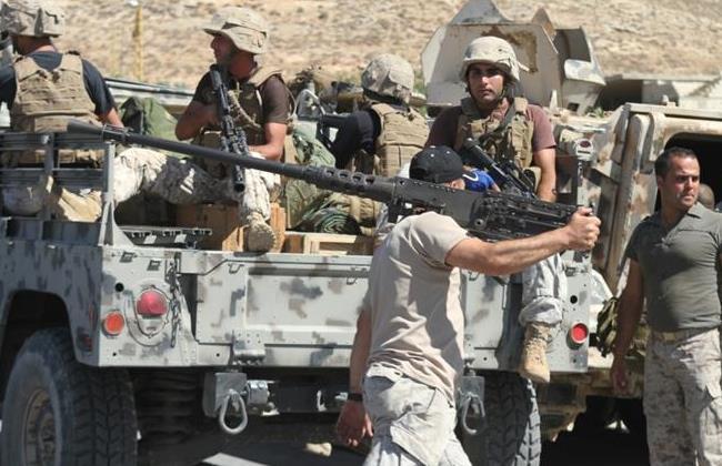 Hezbollah Fallback in Arsal, Syria