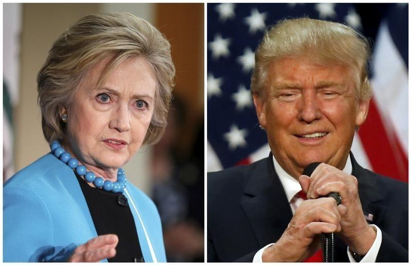 New Poll Shows Clinton with 8-Point Lead over Trump
