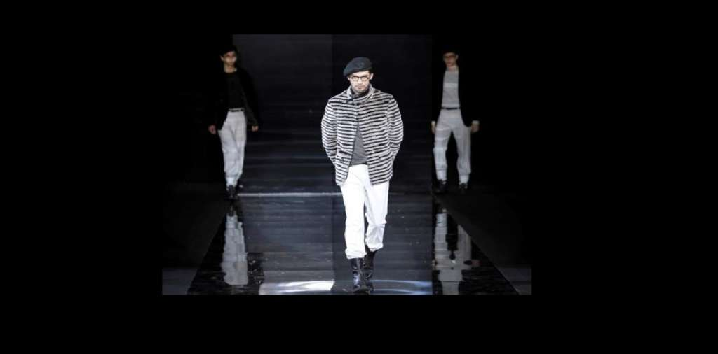 Out of Fashion: How Men Could Fall off the Catwalk
