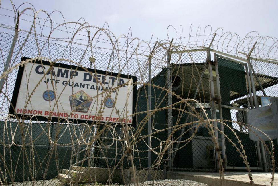 15 Guantanamo Inmates Transferred to UAE