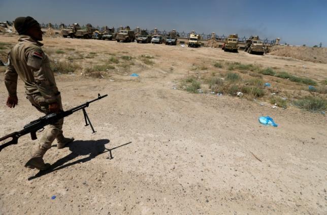 Iraqi Senior Military Commander Killed While Fighting ISIS