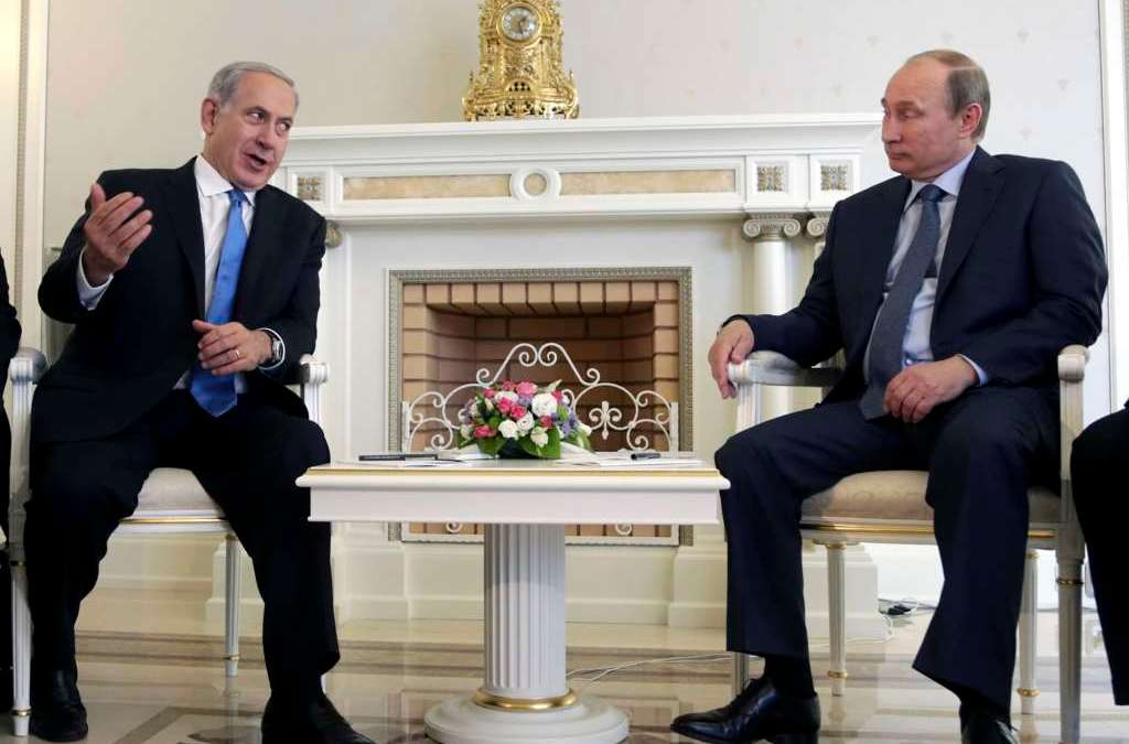 Netanyahu Heads to Moscow to Consolidate Coordination on Syria