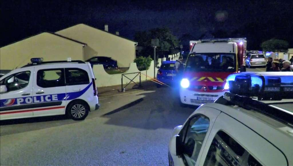 2 French Police Killed in 'Terrorist' Attack Claimed by ISIS