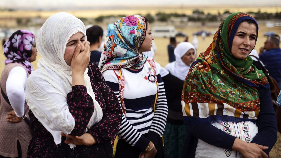 Study: 35,000 Pregnant Women in ISIS-Controlled Territories