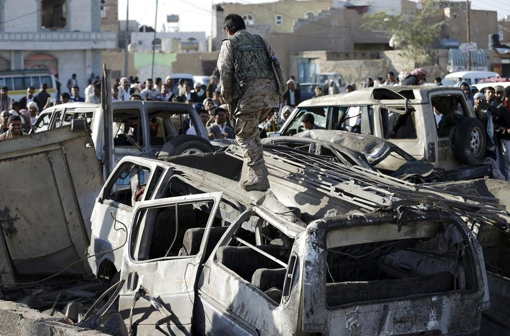 Yemeni Minister: Initial Estimates of $12 Billion Damage in War-torn Yemen