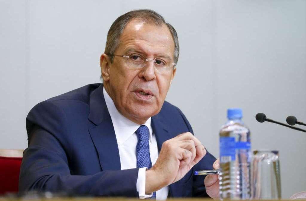Lavrov, 'ISIS'