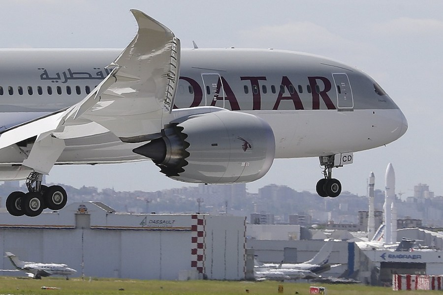 Qatar Airways to Take on Board 49 Percent of Italy's Meridiana