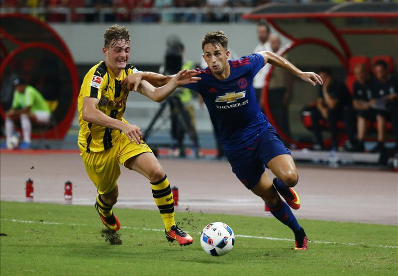 Adnan Januzaj Reaches Last Chance Saloon at Manchester United