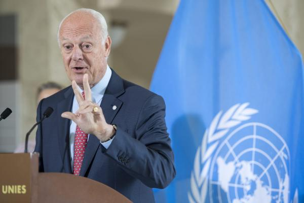 Syrian Opposition Refuses to Attend Negotiations as the Humanitarian Situation Worsens