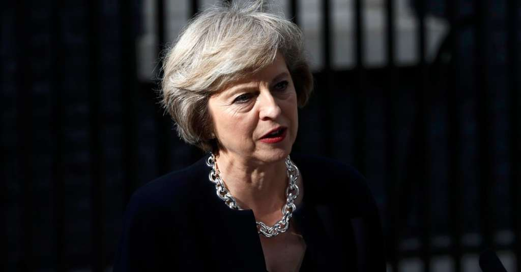 Theresa May…Woman Who Ended Men's Dominance over Premiership