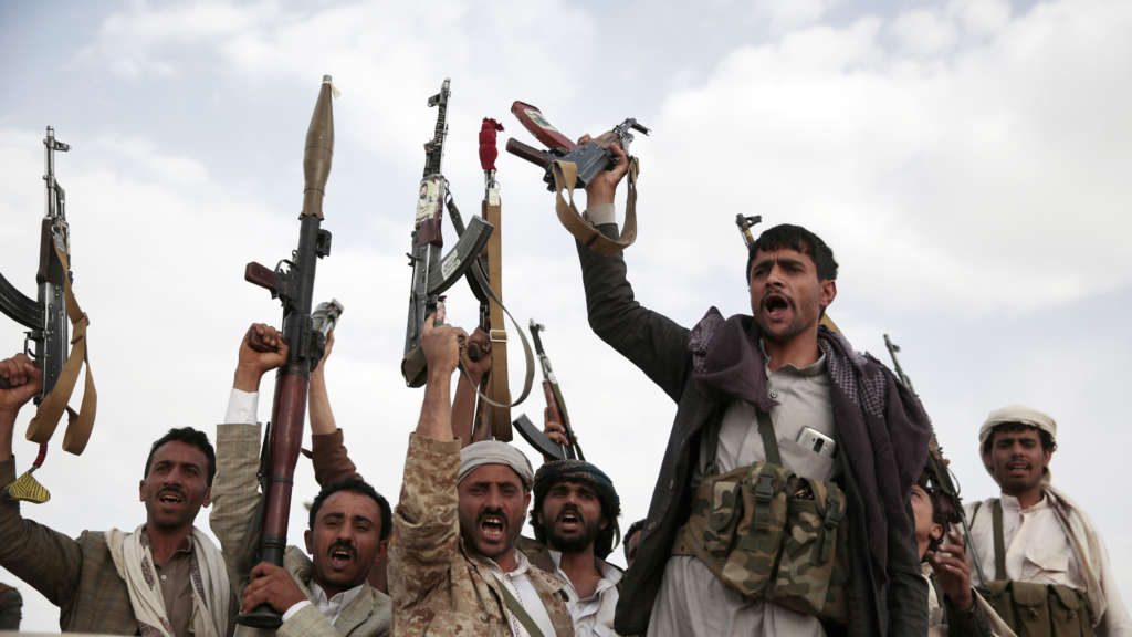 Iran Sends Weapons to Houthi Rebels from Two African Islands