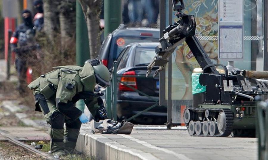 Police Arrest 2 Suspected of Planning Attack in Belgium