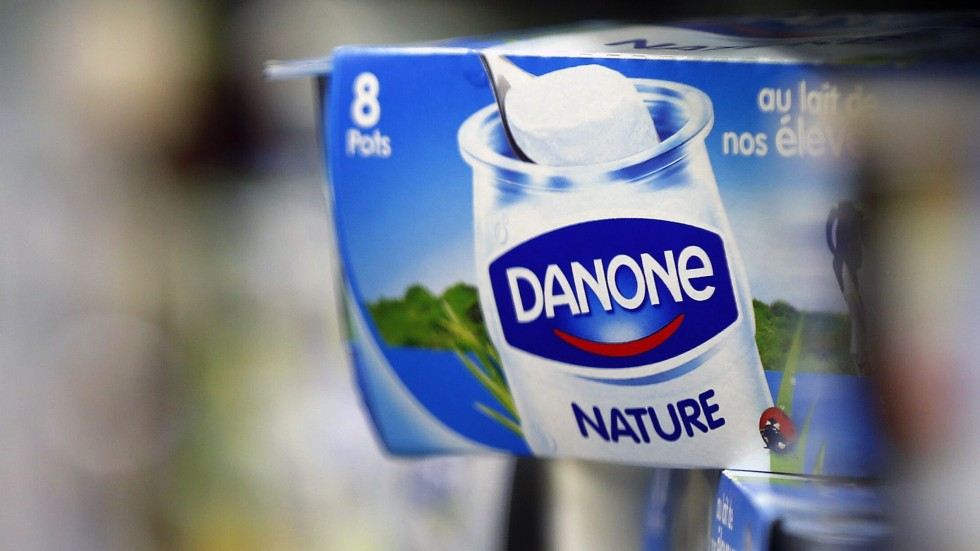 Danone in $12.5 Bln Deal to Buy U.S. Organics Producer