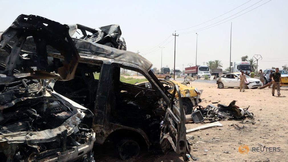 Suicide Bombing North of Baghdad Kills 16, ISIS Claims Attack