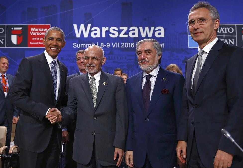 Despite Challenges, NATO Commits to Fund Afghan Forces to 2020