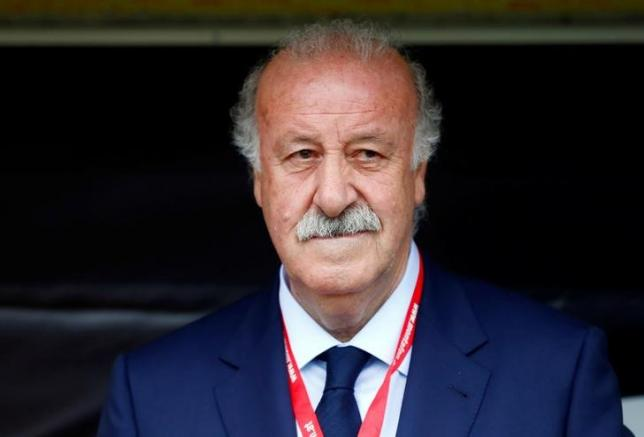 Spain's Del Bosque Says to Retire as a Manager