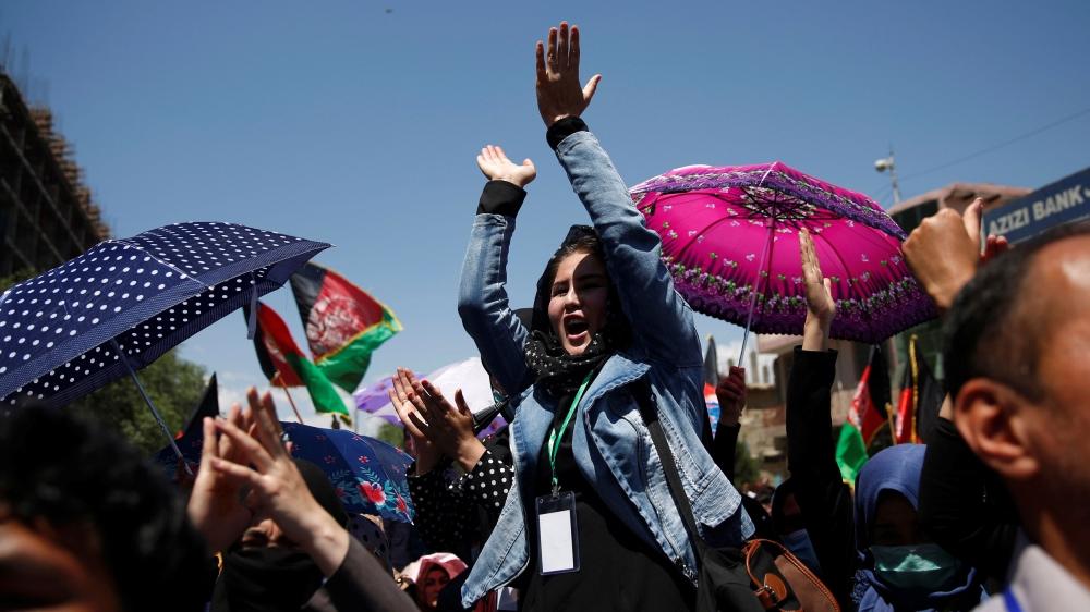 U.N. Describes Afghan Bombings as War Crime