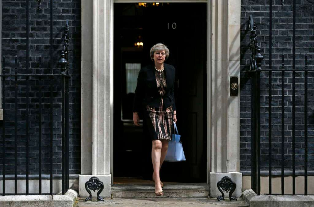 May's Government Plans Crackdown on Student Visas